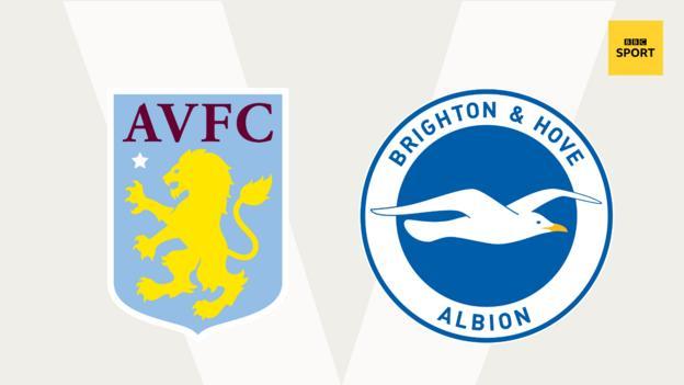 Aston Villa v Brighton