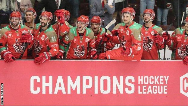 , 'We can't exist behind closed doors,' warns Cardiff Devils chief Kelman