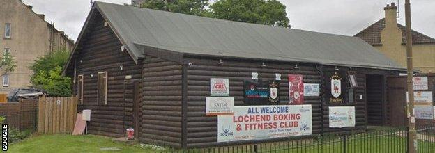 Lochend boxing club