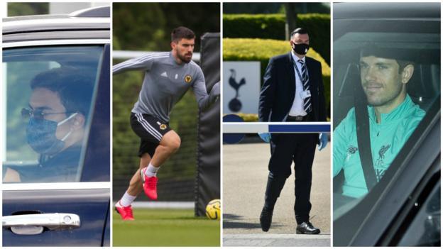 Premier League clubs including Liverpool, Chelsea & Southampton step up training thumbnail