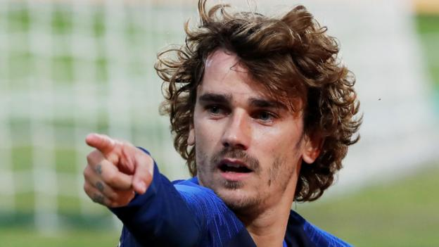 Barcelona sign Griezmann but Atletico say £107m fee 'insufficient'