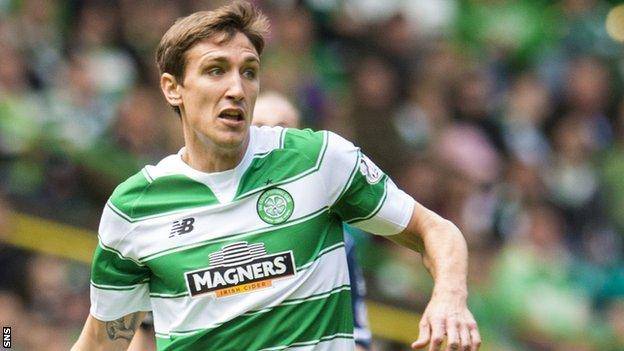Celtic's Stefan Scepovic