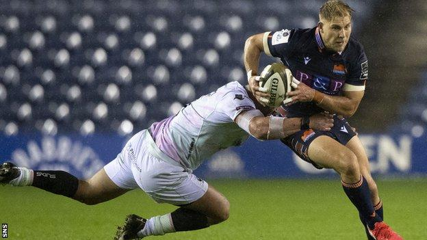 Edinburgh's Jaco van der Walt qualifies for Scotland on the residency rule