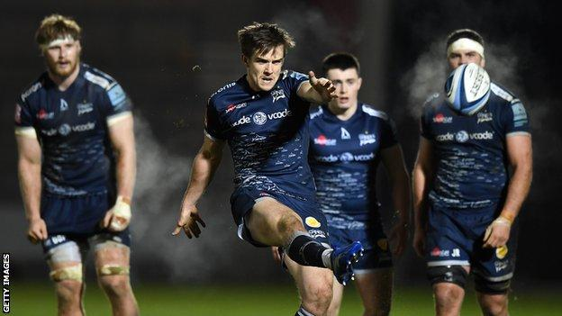 Sale Sharks ended a run of two games without victory when they beat Exeter Chiefs last week