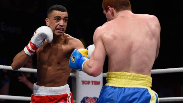World Series Boxing: Moroccan boxers denied entry to UK - BBC Sport