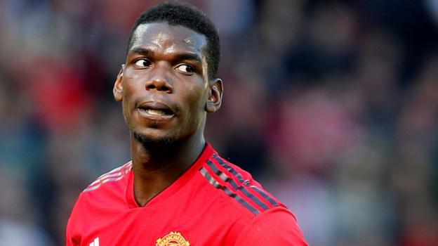Paul Pogba: Man Utd midfielder wants to leave Old Trafford - agent Mino Raiola thumbnail