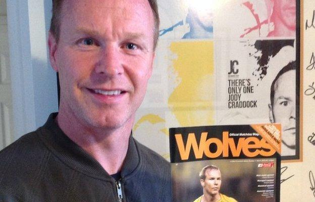 Centre-half Jody Craddock scored 17 goals in 237 Wolves appearances in his decade at Molineux following his arrival from Sunderland in 2003