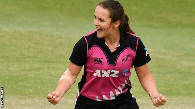 Amelia Kerr ผู้รอบรู้ชาวนิวซีแลนด์