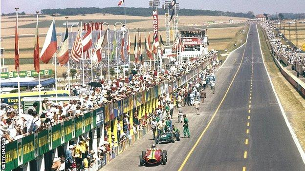 1959 French Grand Prix