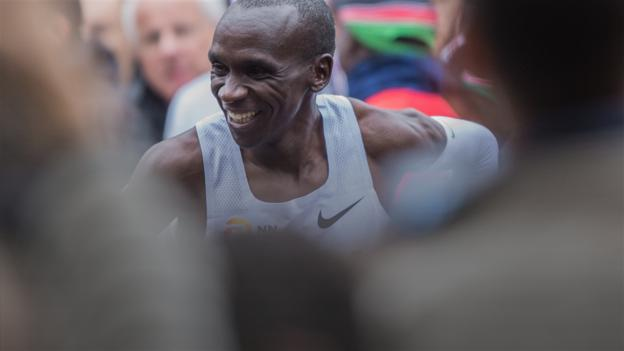 Eliud Kipchoge: The man, the methods & controversies behind 'moon-landing moment'