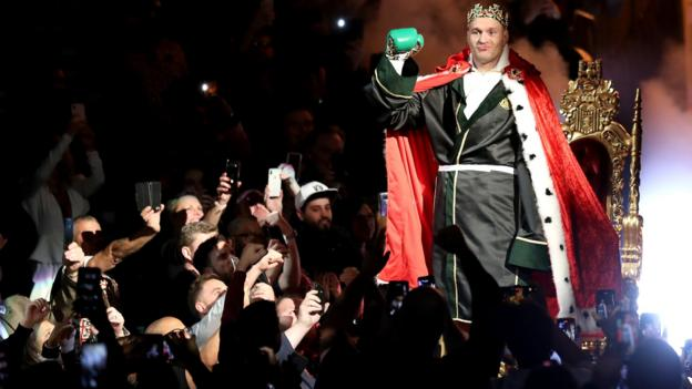 Tyson Fury: 'Maverick Fury can do no wrong but Anthony Joshua fight will seal immortality' thumbnail