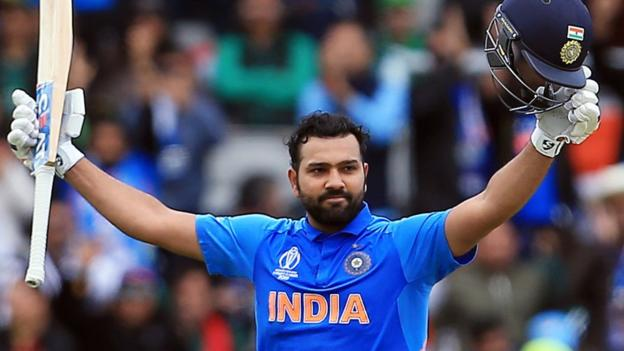 India vs Pakistan: Rohit Sharma's 140 sets up victory for Virat Kohli's side thumbnail