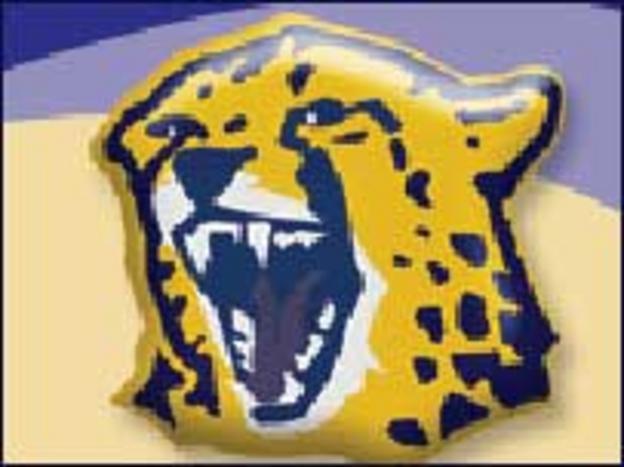Oxford Cheetahs logo