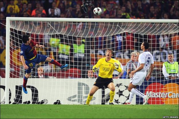Barcelona and Argentina playmaker Lionel Messi