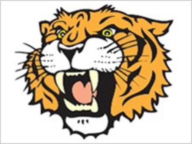 Mildenhall Fen Tigers logo
