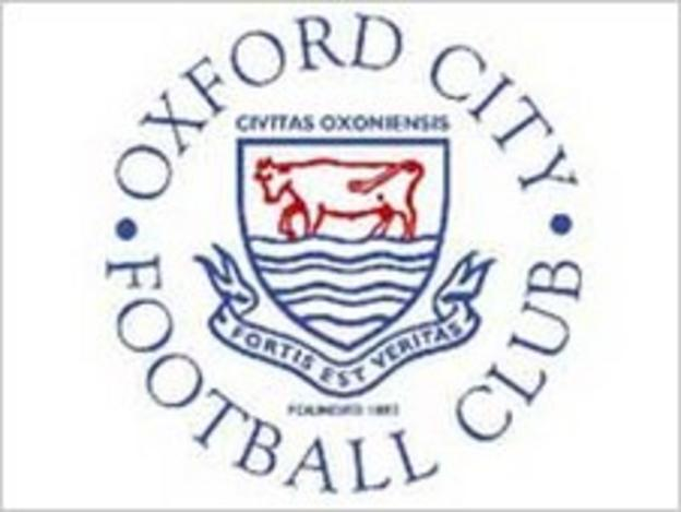Oxford City club badge