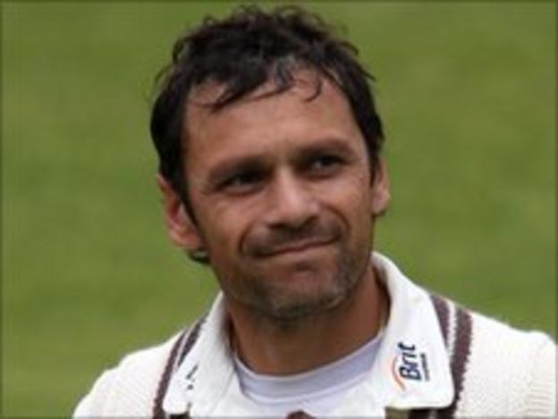 Surrey batsman Mark Ramprakash