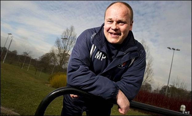 Kilmarnock manager Mixu Paatelainen