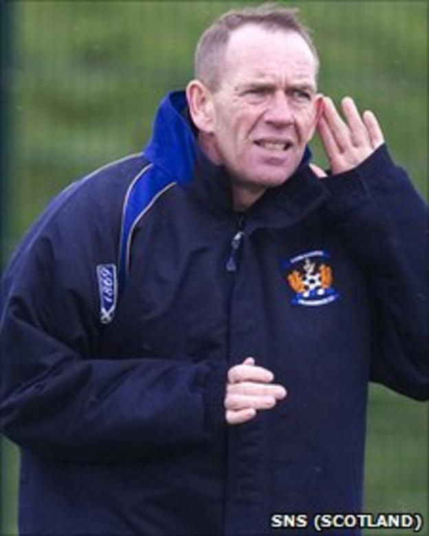 Kenny Shiels will be in charge of Kilmarnock at the weekend