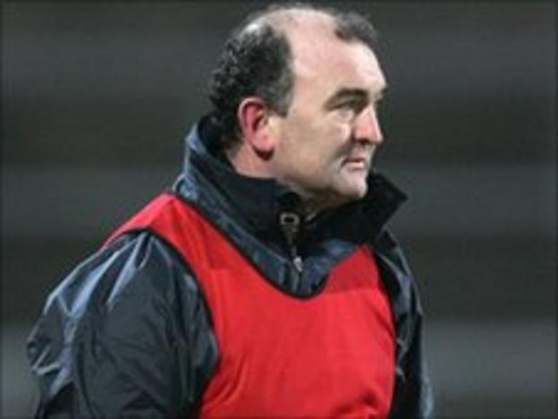 Fermanagh manager John O'Neill
