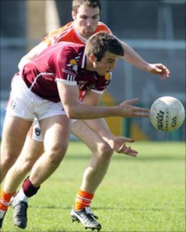 Brendan Donaghy and Paul Conroy
