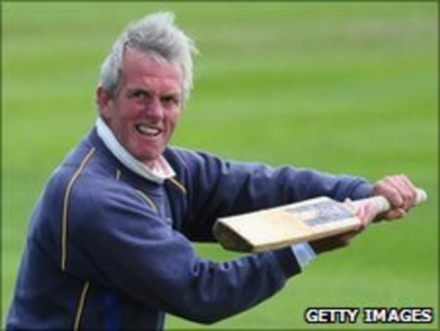 Durham coach Geoff Cook
