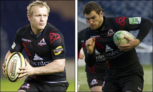 James King and Fraser McKenzie