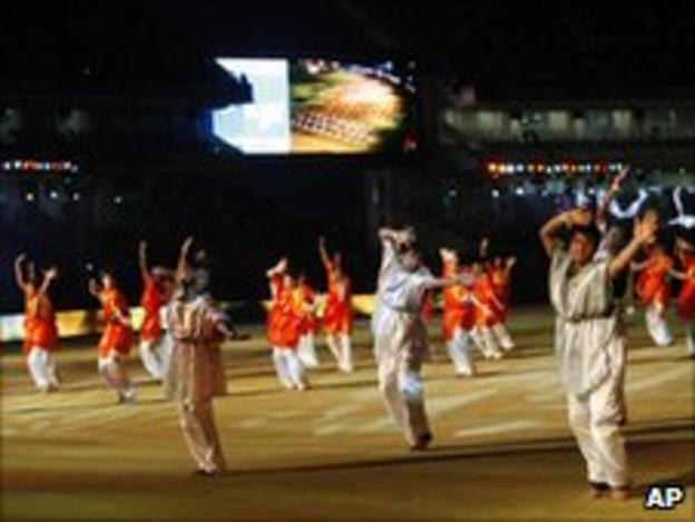 The IPL opening ceremony took place this week