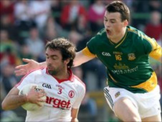 Joe McMahon and Paddy O'Rourke