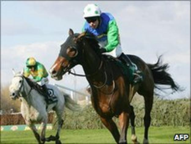 Comply Or Die at the 2008 Grand National