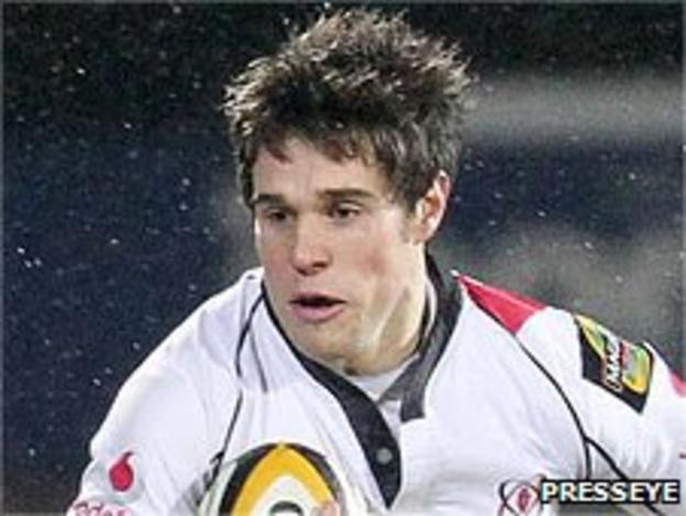 Ulster full-back Adam D'Arcy