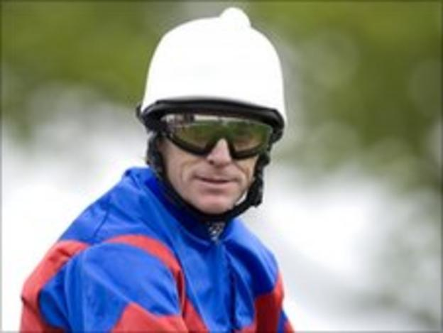 Jockey Kieren Fallon