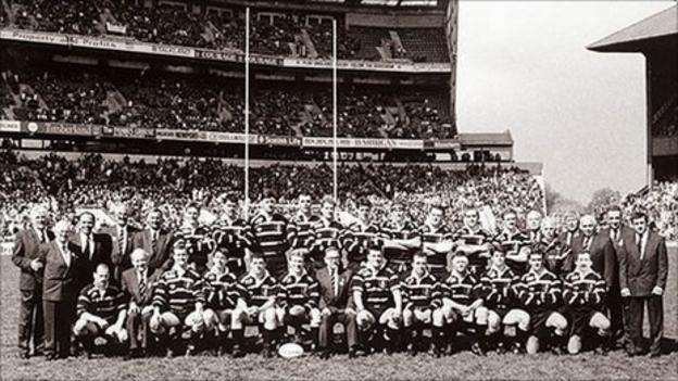 Cornwall Rugby Team