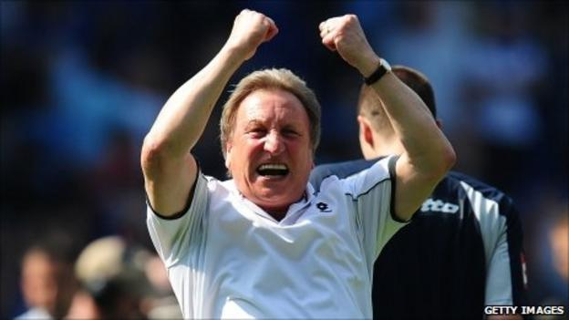 Neil Warnock's Queens Park Rangers are almost there, but who will join them?