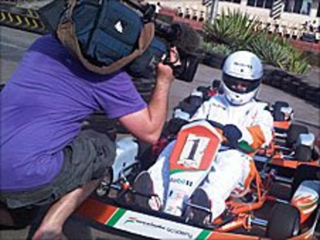 Force India begin their search for a future driving star