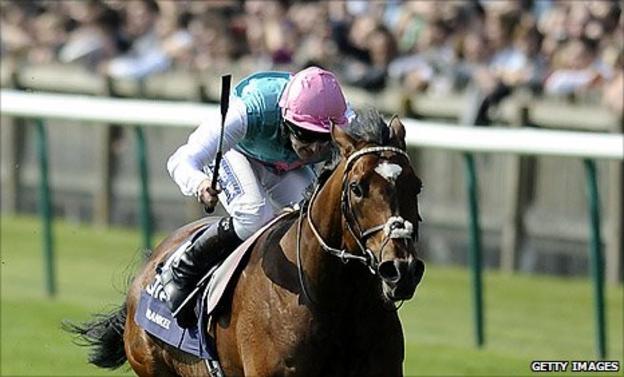 Watch frankel win 2000 guineas betting walking nude on lost bet
