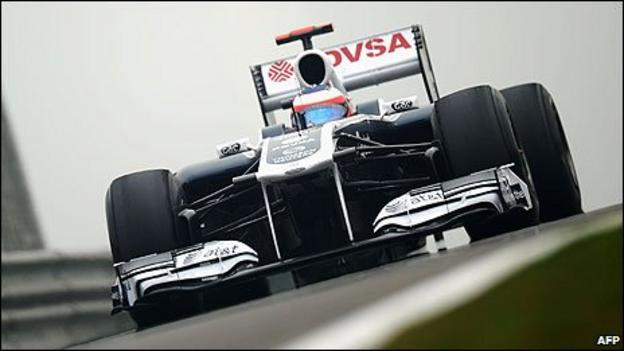 Williams car