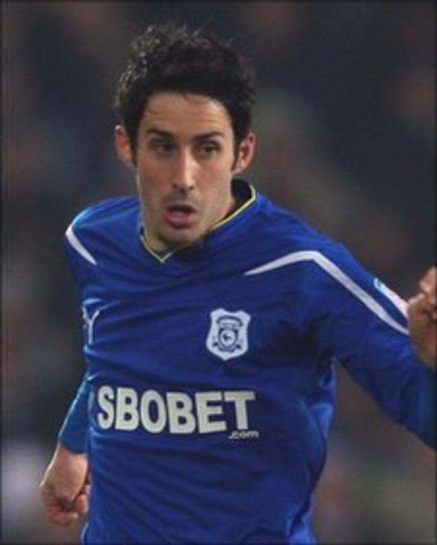 Peter Whittingham has scored 11 goals for Cardiff City this season