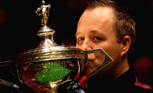 World Champion John Higgins