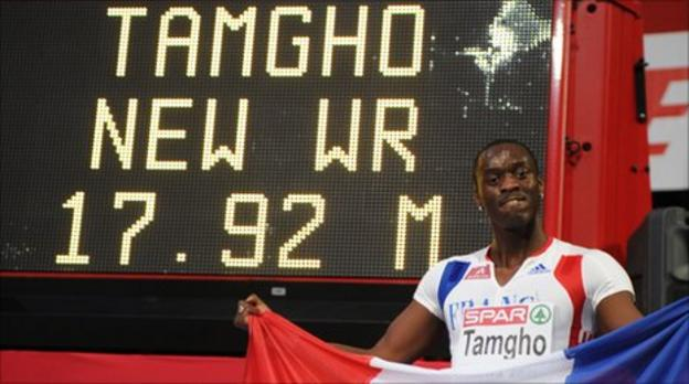 Teddy Tamgho