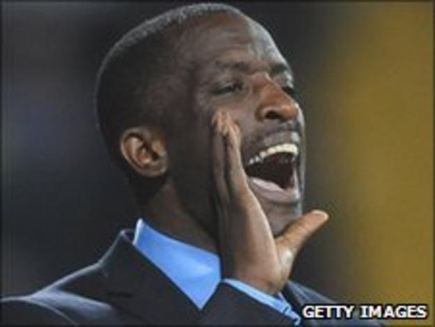 Charlton Athletic manager Chris Powell