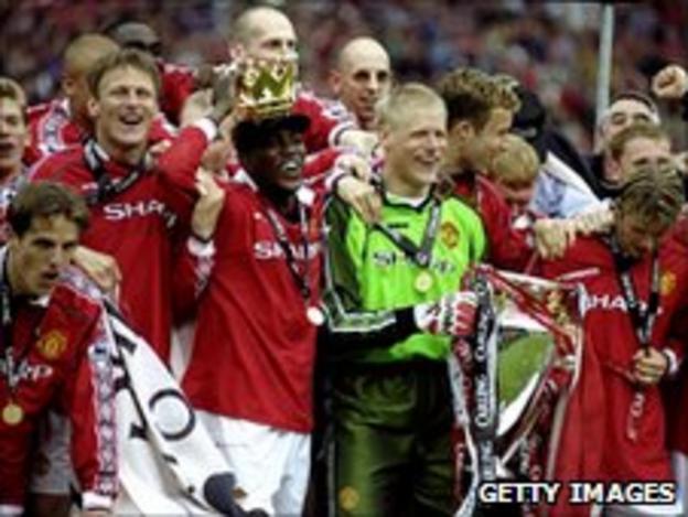 Man Utd 1999