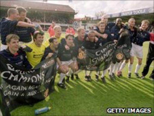 Man Utd 2000