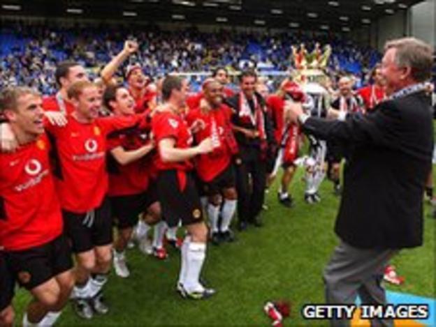 Man Utd 2003
