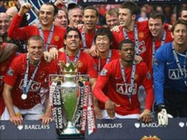 Man Utd 2008