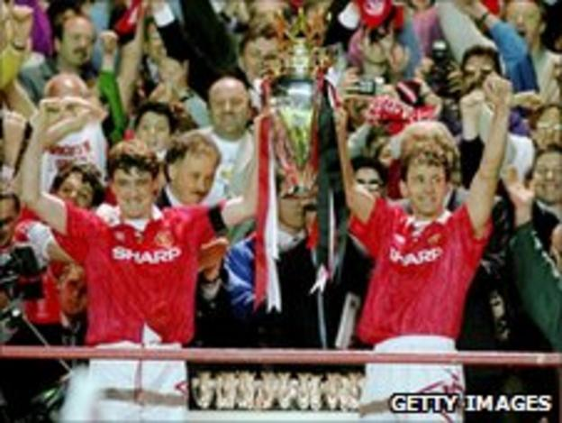 Man Utd 1993