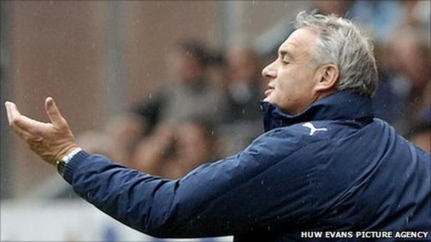 Cardiff boss Dave Jones is hoping it is second time lucky in the play-offs