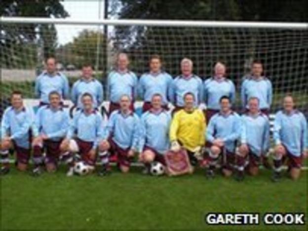 Cardiff Accies Veterans