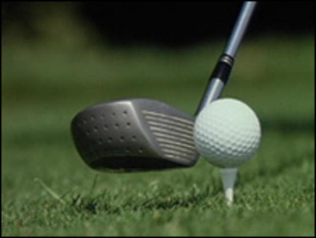 Golf on the BBC