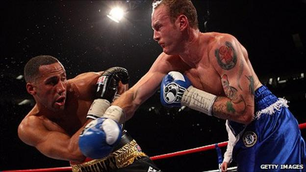 James DeGale and George Groves